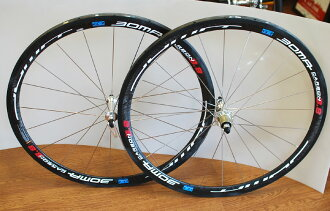 BOMA TH-10C 38mm UHM carbon wheel