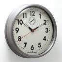 ■ HANFORD WALL CLOCK RAW ALUMINIUM (ハンフォード ウォール クロック ロウ アルミニウム) 【送料無料】 【ポイント10倍】 【あす…