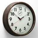 ■ HANFORD WALL CLOCK RUST STEEL (ハンフォード ウォール クロック ラスト スチール) 【送料無料】 【ポイント10倍】 【AS】