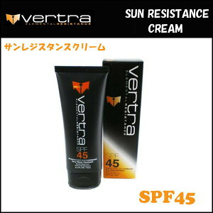 �С��ȥ�Vertra����쥸�����󥹥��꡼��SPF45SUNRESISTANCECREAM�ڥ����ե�����Ƥ��ߤ��