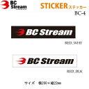 スノーボード ステッカー BC-Stream [BC-4] ...