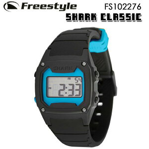 FreeStyleフリースタイル時計[FS102276]SHARKCLASSICSILLICON【シャーククラシックシリコン】BLU・BLK【ラッピング可】