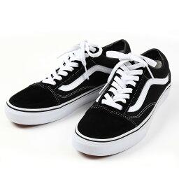 【送料無料】Vans shoes ヴァンズ シューズ ※Old Skool オールドスクール※カラー___ブラックどんなスタイルにもマッチするクラシックタイプ※