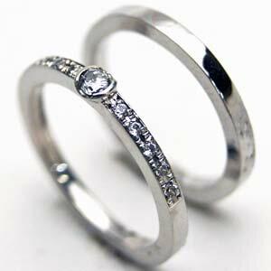 【2本セット価格/送料無料】プラチナ ダイヤペアリング【富士山世界遺産登録記念無料ブルーダイヤ付】結婚指輪 マリッジリング 記念日 ギフト platinum ring リング ダイヤ プラチナリング ダイヤモンド ダイアモンド プラチナ指輪 05P02jun13 熟練のクラフトマンが心を込めておつくりします。セミオーダージュエリーが2本セットでこの価格!