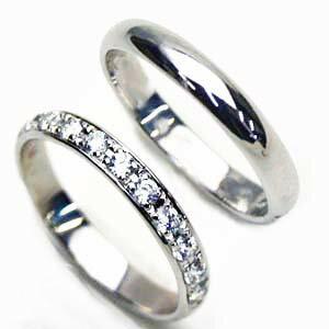 プラチナリング お得な2本セット送料無料 人気 プラチナ 甲丸リング ダイヤペアリング【刻印・文字彫り無料】結婚指輪/マリッジリング/ダイヤモンド/指輪/ring/記念日/ギフト/platinum 02P03Sep16 SVクラスのダイヤ10個付け☆熟練のクラフトマンが心を込めておつくりします。セミオーダージュエリーが2 本セットでこの価格!