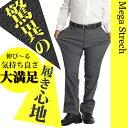 スラックス メンズ ストレッチパンツ スリム【w76から94...