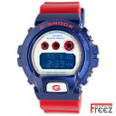 G-SHOCK G-ショックBlue and Red Series(ブルー&レッドシリーズ)