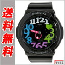 カシオ CASIO Baby-G ベイビージー Neon Dial Series ネオンダイヤルうでとけい BGA-131-1B2 ベイビーG ベビーG 【あす楽】【送料無料】