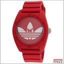 adidasOriginals(アディダスオリジナルス)時計。中央に配置されたトレフォイルが印象的なSANTIAGO(サンティアゴ)シリーズ。