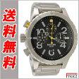 ニクソン NIXON 48-20 CHRONOBLACK ブラック A486-000 【ニクソン 腕時計 メンズ】【送料無料】