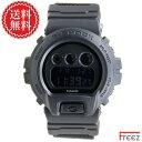 【全品ポイント2倍】【国内正規品】カシオ G-SHOCK ジーショック 腕時計 メンズ Military Black(ミリタリーブラック) DW-6900BBN-1JF【あす楽】【送料無料】