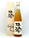 【限定品】利右衛門さんの梅酒 14度500ml 指宿酒造