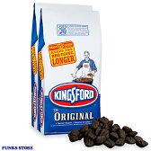 キングスフォード オリジナルチャコール KINGSFORD 豆炭 バーベキュー用 8.43kg×2袋セット COSTCO コストコ 商品 通販 炭 炭火 炭焼き BBQ キャンプ 網焼き 焼き鳥 焼肉 バーベキュー