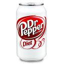 Dr Pepper ドクターペッパー ダイエット diet 350ml 30 缶 本 1ケース 炭酸 飲料 ジュース コカ コーラ 【最安値挑戦中】 02P03Jun16