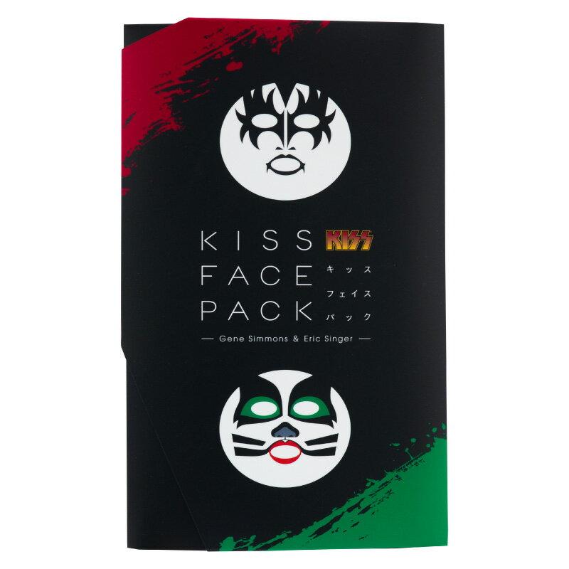 一心堂本舗 フェイスパック KISS KISSフェイスパック ジーン・シモンズ エリック・…...:auc-funksstore:10001081