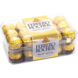 萬聖節禮物費列羅 ROCHER 金莎 t-30 30 粒 375 克緊縮巧克力苦巧克力套房松露巧克力禮物在法律巧克力球 Costco COSTCO 白色業務為松露法 T30 大眾-02P23Sep15