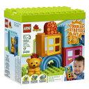 レゴ デュプロ LEGO DUPLO 10553 基本セット・楽しいキューブ Toddler Build and Play Cubes レゴブロック 男の子 女の子 知育玩具【並行輸入品】の画像