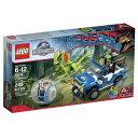 レゴ ジュラシックワールド LEGO Jurassic World 75916 ディロフォサウルスの奇襲 Dilophosaurus Ambush Buildi...