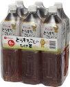 とうもろこしのひげ茶 1.5リットル × 6本 アイリスオーヤマ カロリーゼロ Vラインの顔 ステビア 玄米エキス ヒョンビン コーン茶 韓国 コリア
