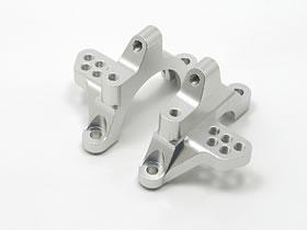 Blue alumite parts for square STA-137VS aluminum upper bulk set tamiya TA05 drift conversion SP kits