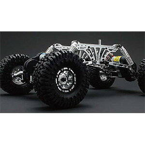 1.9-Inch size rocks the CL Challenger 1.9 aluminum full option specification (assembling finished chassis).