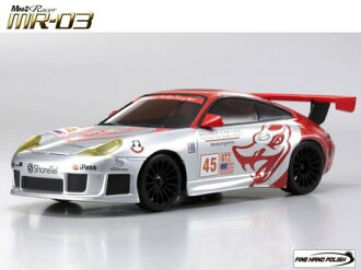 Limited sale FL 32702 MR-03 N-RM Porsche GT3 06
