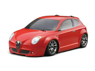 HPI 32118 Alfa Romeo MiTo body (WB 210 mm)
