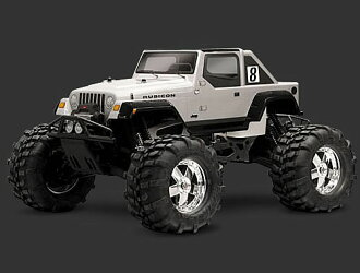 7182 HPI jeep Wrangler Rubicon bodies