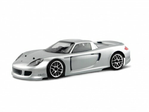 HPI 7487-Porsche Carrera GT body (200 mm)