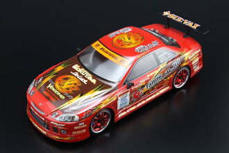 Radio control drift package YOKOMO/ ヨコモ DPF-JZX drift package mini-RTR 2.4Ghz VERTEX RIDGE TE3006 SOARER