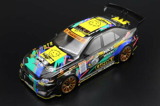 RC lift package YOKOMO / yokomo dpf-is220 drift package mini RTR 2.4 Ghz HKS IS-220R ALTEZZA