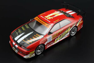 Radio control drift package YOKOMO/ ヨコモ DPF-JZX drift package mini-RTR 2.4Ghz Kunny'z JZX100 CHASER