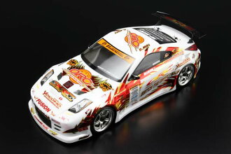 Radio control drift package YOKOMO/ ヨコモ DPF-JZX drift package mini-RTR 2.4Ghz ORC with TOPSECRET Z33