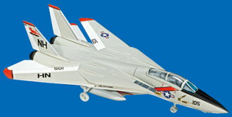 1/144 Doyusha friends say VF-114 アードバークス 1978, in the modern machine collection No. 22 series f-14 Tomcat memory