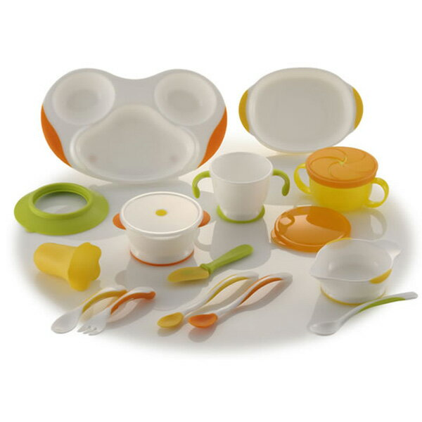 Richelle baby cutlery set