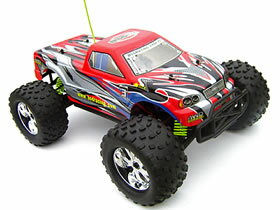 BS909T1/10 brushless motor 4WD truck
