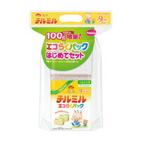 Morinaga eco probably Pack for the first time set til mill 400 g × 2 bag pieces only with case