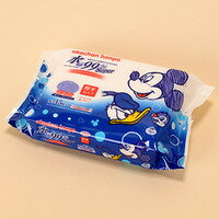 Mobile water 99% know blowing thick type Disney package 15 sheets × 2-Pack