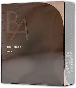 【スマホエントリーでポイント10倍】POLA ポーラ B.A ザ タブレット (詰め替えお徳用)180粒入 BA