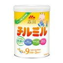 森永フォローアップミルク チルミル 820g*6缶セット 満9ヵ月頃からのミルク