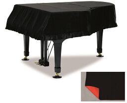グランドピアノカバー GP-CS 黒 グランドピアノフルカバー 200〜220cm カワイグランドピアノKG-5 KG-6(190cm) GS-50 CA-60 NX-60 RX-B RX-6 SK-6 No.650 GX-6