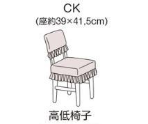 ピアノ椅子カバー CK-529GB フクレ楽譜...の紹介画像3