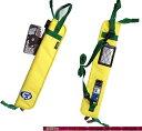 プロテクションラケット スティックケース ドラムスティック用スリムバッグ イエロー/グリーン 3275-49(02)