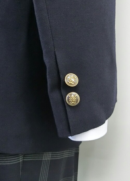 OUTLET★制服スクールブレザー男子用濃紺2つボタンサイズ豊富◆制服のない中学高校の通学・卒業式・入学式におすすめ◆02P01Mar16