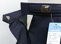 制服スカートKURI-ORI(クリオリ)紺スカートセーラースカート冬用【日本製】【コンビニ受取対応商品】