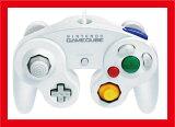 【新品】(価格) Wii用/ゲームキューブコントローラ ホワイト 【任天堂純正品】