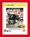 【新品】(税込価格)PSV GOD EATER 2 PlayStation Vita the Best◆取り寄せ商品◆当店からの発送は2〜3営業日後