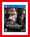 【新品】(税込価格)PS4 METAL GEAR SOLID...