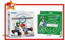 【新品】(税込価格)2点セット Wii マリオカートWii(Wiiハンドル同梱版)+ルイージハンドル(HORI製) ※ハンドル数は合計2個になります