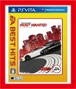 【新品】(税込価格) PSVITA ニードフォースピードモストウォンテッド EA BEST HITS版